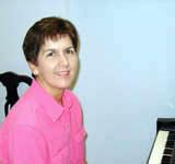 Nancy McMillan, Chorale Accompanist
